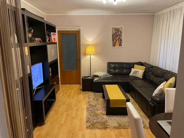 Apartament cu 3 camere complet mobilat si utilat mall Veranda