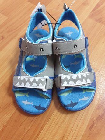 Vand sandale rechin copii marimea 29,5-30