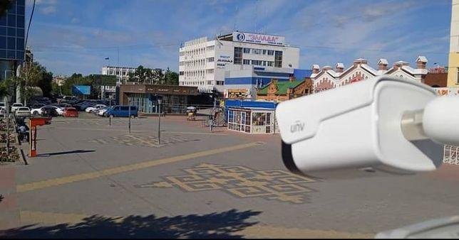 Установка камер видео услуги