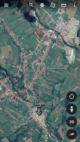Teren industrial de închiriat - Sovata