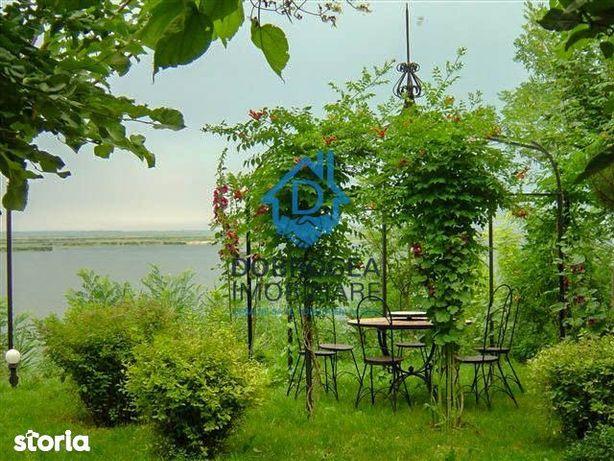 Somova, deschidere la lac, piscina, foisor, vedere superba, teren de 2