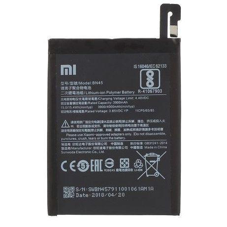 Acumulator Xiaomi Redmi Note 5 Pro BN45 Baterie Cu GARANTIE Si FACTURA