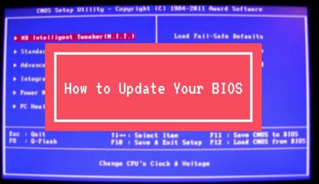 update bios i9 9900k cipset z370, b360, z390 intel i5 8400, i7 9700k
