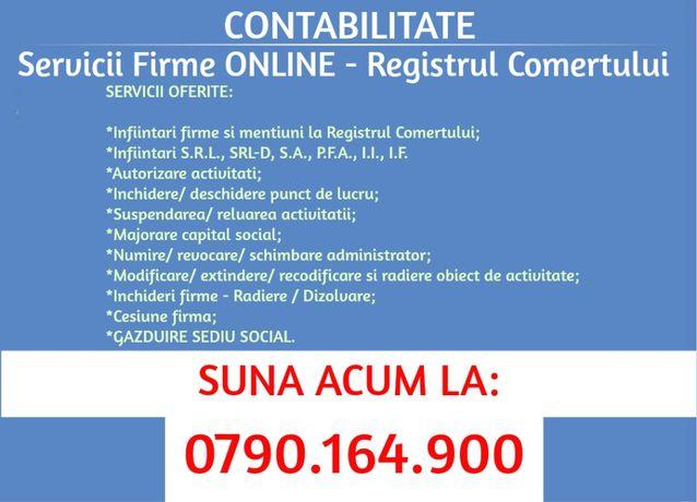 Servicii Contabilitate , Revisal , Salarii - CRAIOVA
