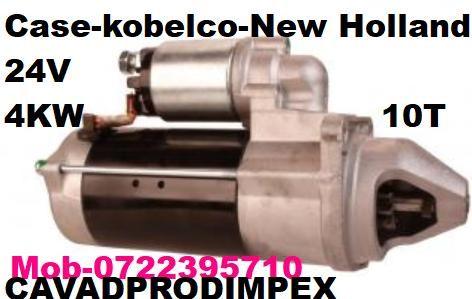 Electromotor Case ,Kobelco,New Holland ,IVECO , 24v