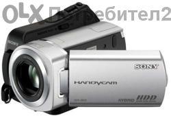Цифрова видеокамера Sony Dcr-sr35e