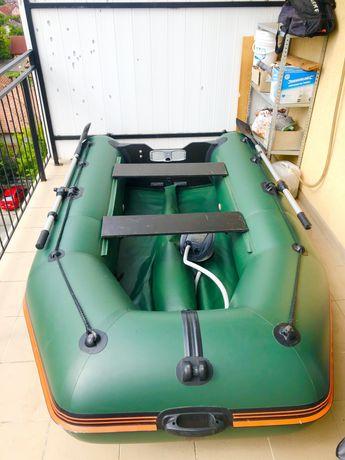 Barca Kolibri cu motor electric