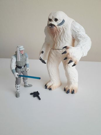 Wampa & Luke  Star Wars