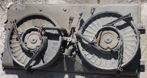 Вентиляторы радиатора т4 VW