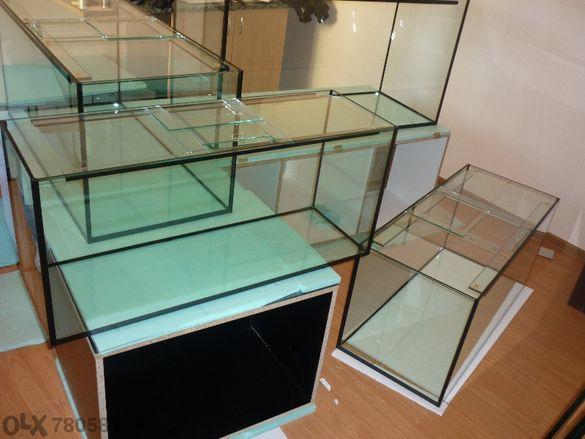 Изработка на Аквариуми (шкафове и капаци)