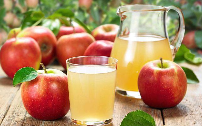 Suc de mere ecologice 100% natural
