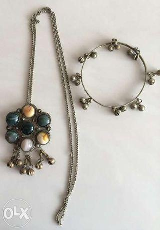 Set bijuterii vechi India