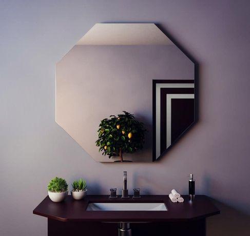 Зеркало в ванную, изготовление на заказ