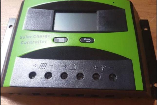 Controler solar presetabil: 40A, 60A, 80A/12V/24V si 60A/48V
