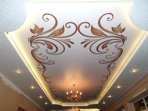 Арзан және сапалы натяжной потолок! Натяжные потолки!