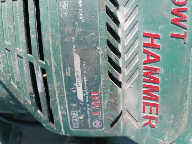 Vând rotopercutor Hamer 1500w sds mare