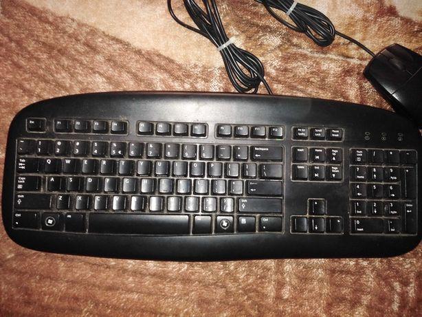 Mouse și tastatură Logitech