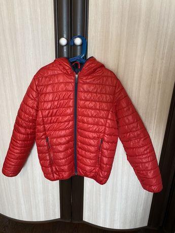 Куртки на мальчика 8-9 лет