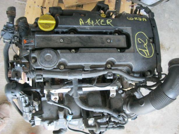 Motor Complet 1.4i*A14XER*101Cp2011CORSA D*Euro5DistribVariabilaFranta