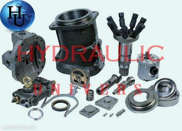 Reparatii pompe hidraulice, hidromotoare, utilaje de constructii