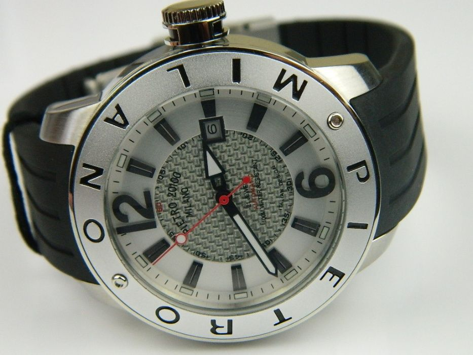 Ceas Automatic Pietro Milano PMK.45P.102A MIYOTA 8215 CITIZEN ORIGINAL Pitesti - imagine 1