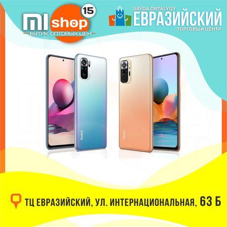 MiSHOP15 Xiaomi Redmi Note 10 Pro (ТЦ Евразийский, ул. Букетова 52)
