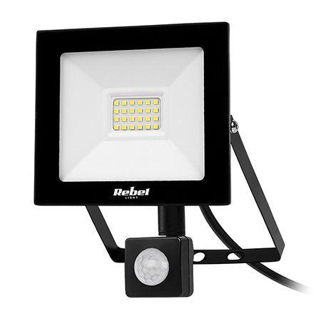Reflector LED 20W Senzor Miscare 6500K Garantie 2 ani