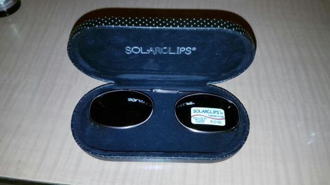 Solarclips ochelari de soare cu clips pentru ochelari de vedere