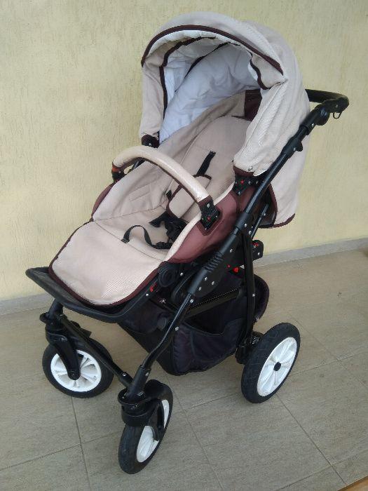 Бебешка детска количка