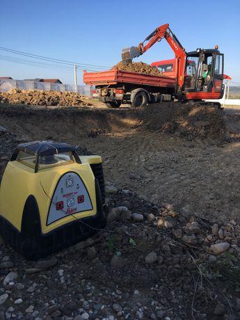 Excavator. Excavatii 100ron