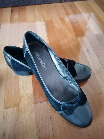 Pantofi din piele - marelbo.
