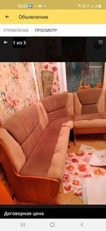 Кухонная мебель диван