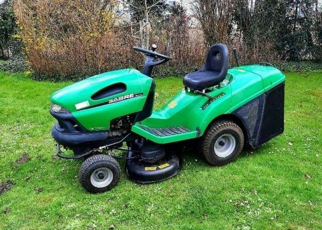 Vand Tractorasde Tuns iarba John Deere 13,5 Cai Adus din Germania