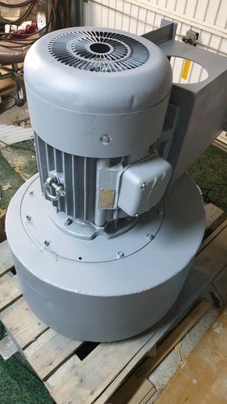 Турбинен центробежен вентилатор