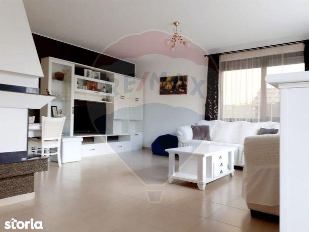 Apartament in vila, curte 200mp, Cartierul Florilor Ghimbav