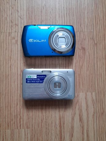 Vand aparate foto Sony,Casio