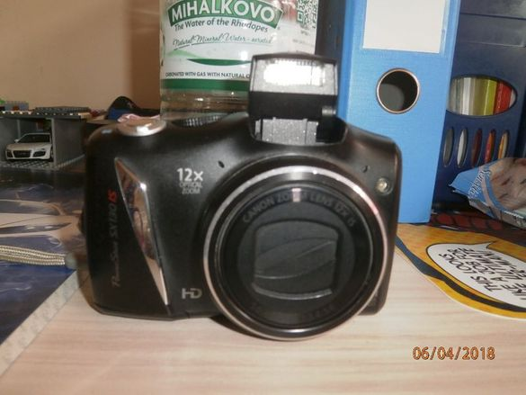 фотоапарат Canon PowerShot SX 130 IS