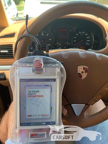 Immo Dpf Egr ADblue Audi Mercedes BMW Iveco Ford chiptuning Diagnoza