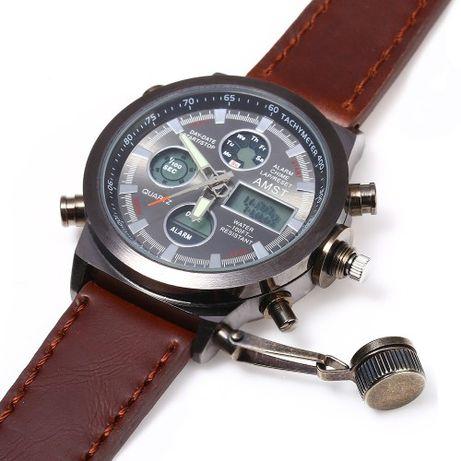 Часы Amst/наручные/военные/противоударные/водонепроницаемые/мужские