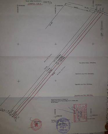 Teren extravilan, arabil, 10 000 m2, Pielești:în spatele firmei Qfort