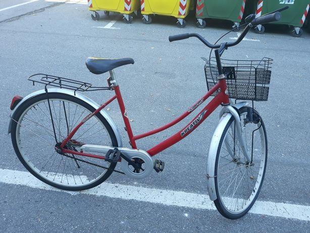 Vând urgent bicicleta creative