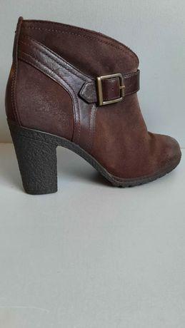 "Ботинки ""Timberland"". Натуральная замша."