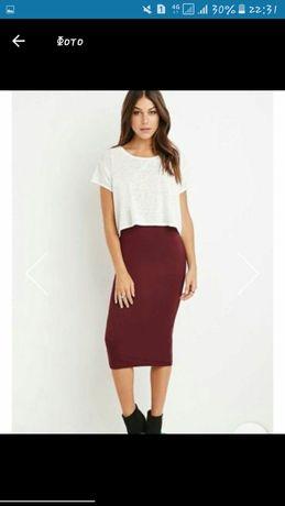 Продам юбку размер 42-44. Новая. Спандекс