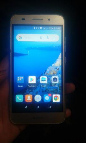 Huwaei Y3 gold в отличном состоянии 4G всё есть