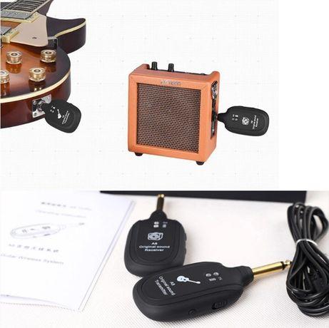 Безжична аудио връзка за китара и др. /Wireless audio