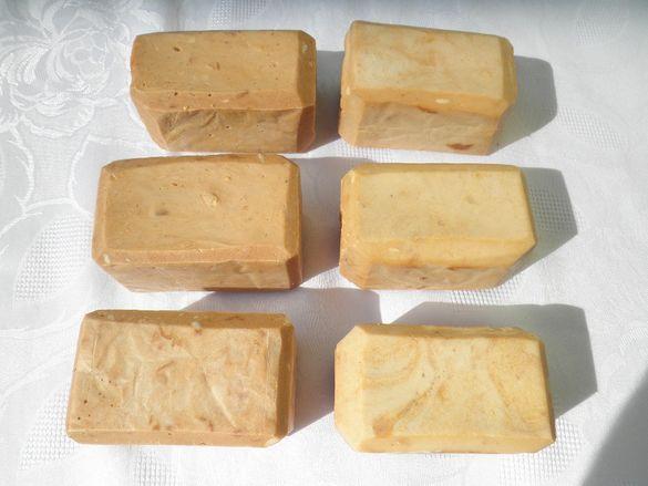 Домашен сапун