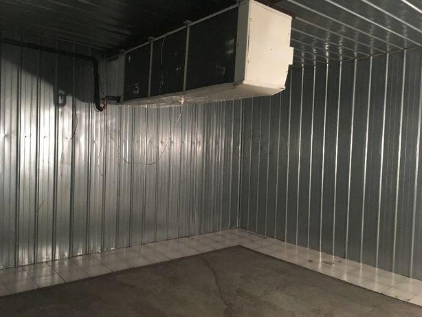 Холодильные комнаты Аренда