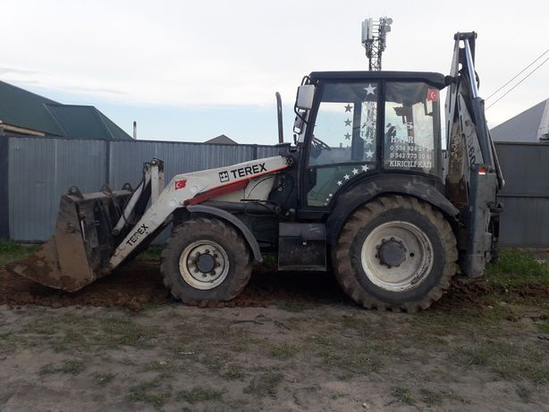 продам трактор 3в1 эксковатор