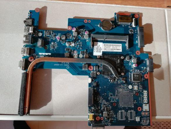Лаптоп HP 255 G3 на части