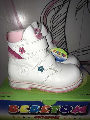 Срочно! Новые. Зимние ортопедические ботинки сапоги. Турция. Скидка
